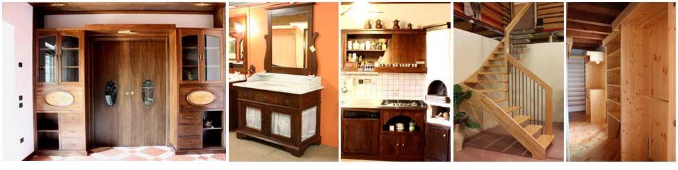 Cristofoli arredamenti e scale arredo bagno for Loggia arredamenti